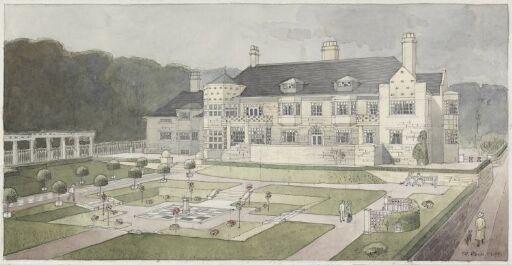 Villa for generalkonsul Olsen