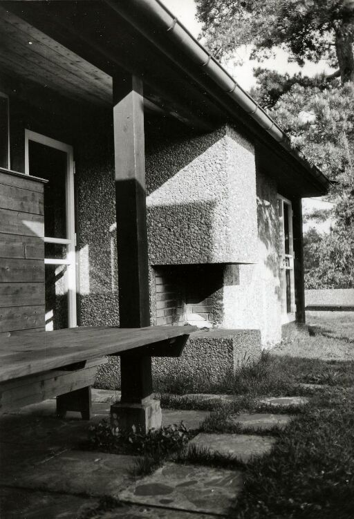 Arkitekt Erling Viksjøs eget sommerhus