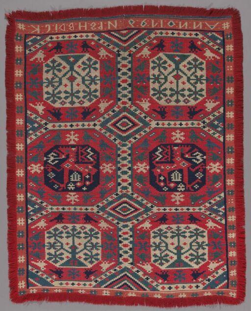 Dekorativ tekstil