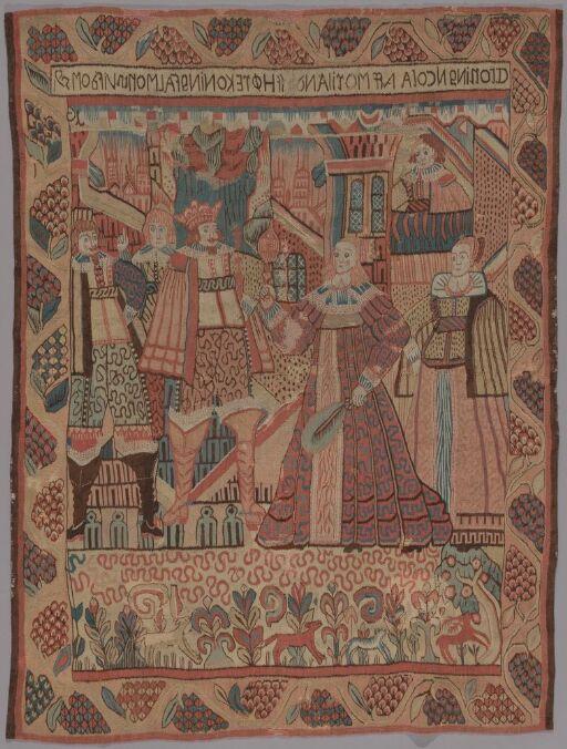Kong Salomo og dronningen av Saba