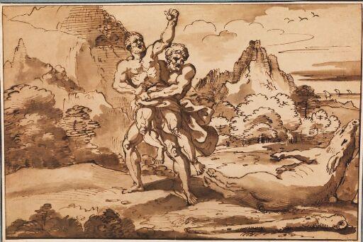 Herkules og Anteus