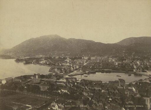 (I) Parti af Bergen