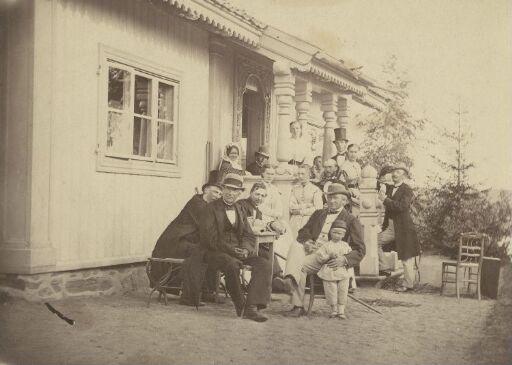 Familiene Müller og Grüner