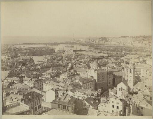 Genova. Panorama