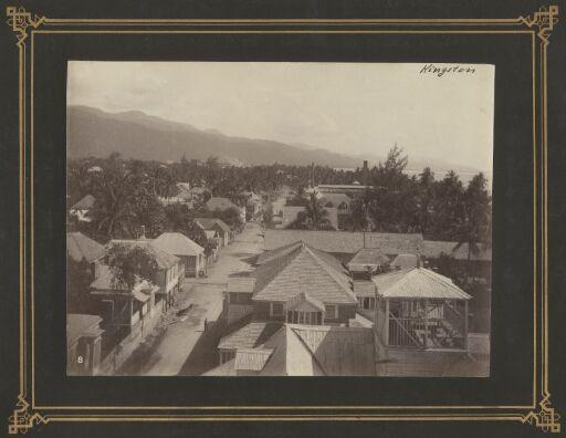 Begsøen, Trinidad. Vest-Indien