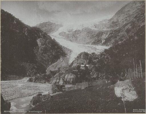 Buarbräen, Hardanger