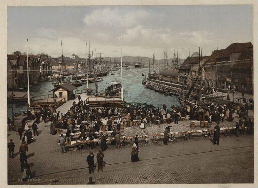 Bergen. Fisketorvet