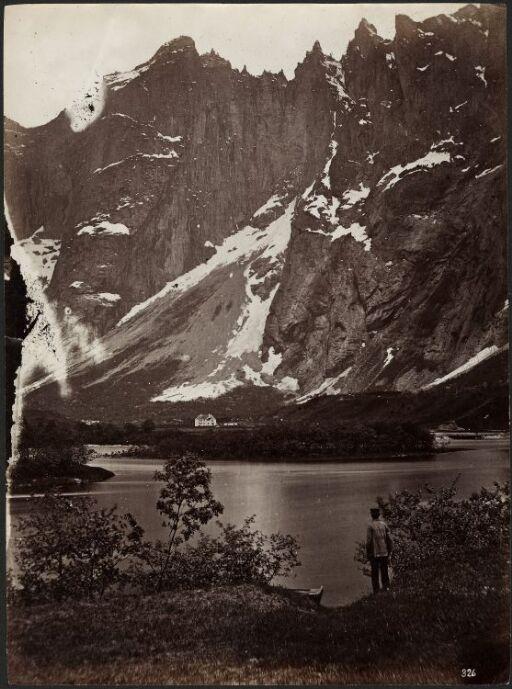 Troldtinderne i Romsdalen