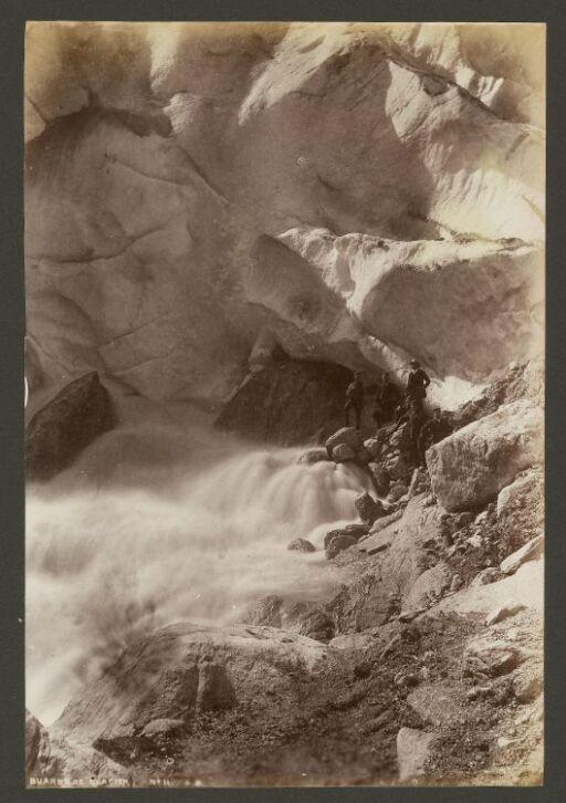 Buarbrae Glacier