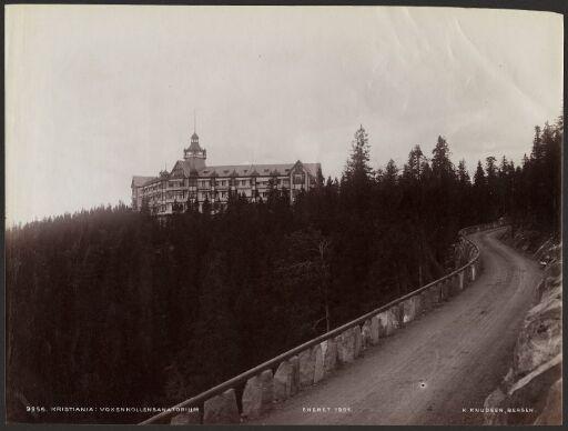 Kristiania: Voxenkollen Sanatorium