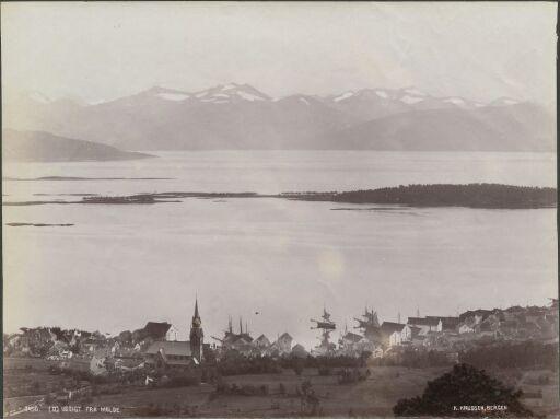 (II) Udsigt fra Molde
