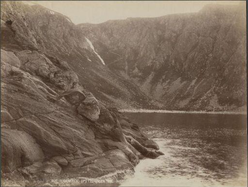 Hornviken, Opstigningen til Nordkap
