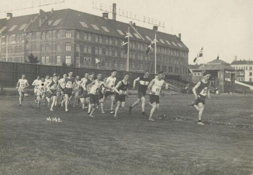 Vårterrengløpet - Stadion 1921