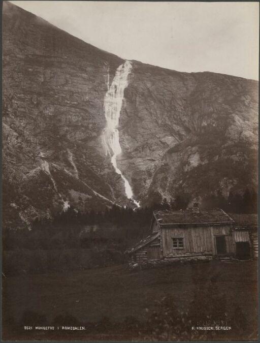 Mongefos i Romsdalen