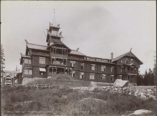 Kristiania: Holmenkollen Sanatorium