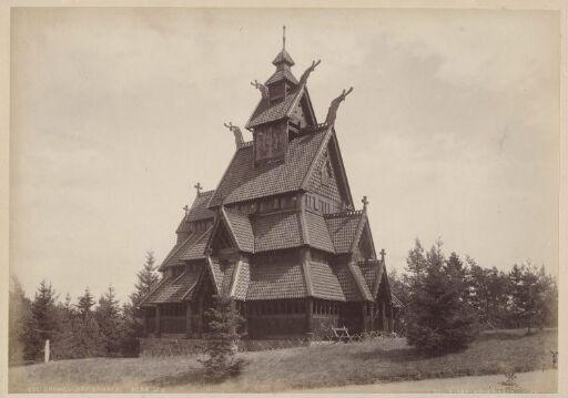 Gol Church, Christiania