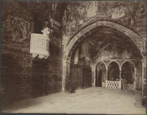 Underkirken, Assisi