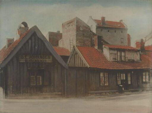 Fra Hammersborg Torv