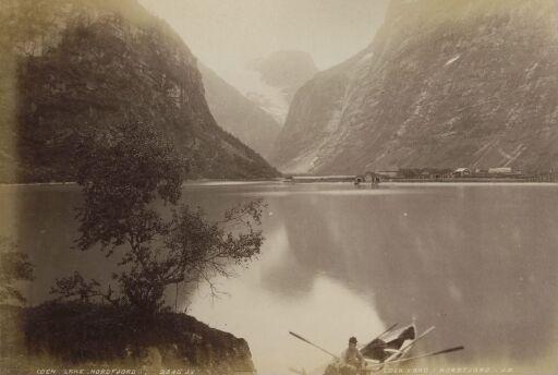Loen vand i Nordfjord