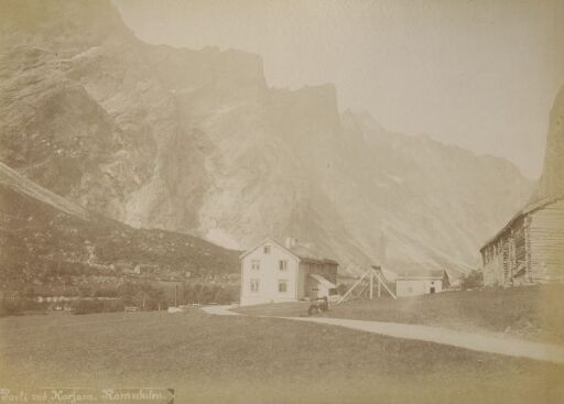 Parti ved Horjem, Romsdalen