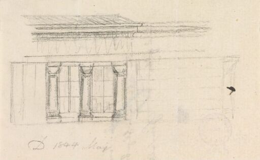 Studie av klassisk arkitektur