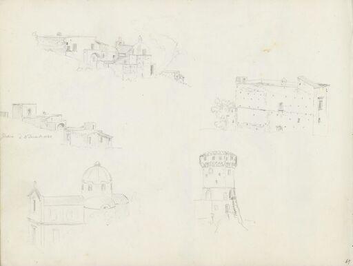 Bygninger, Ischia
