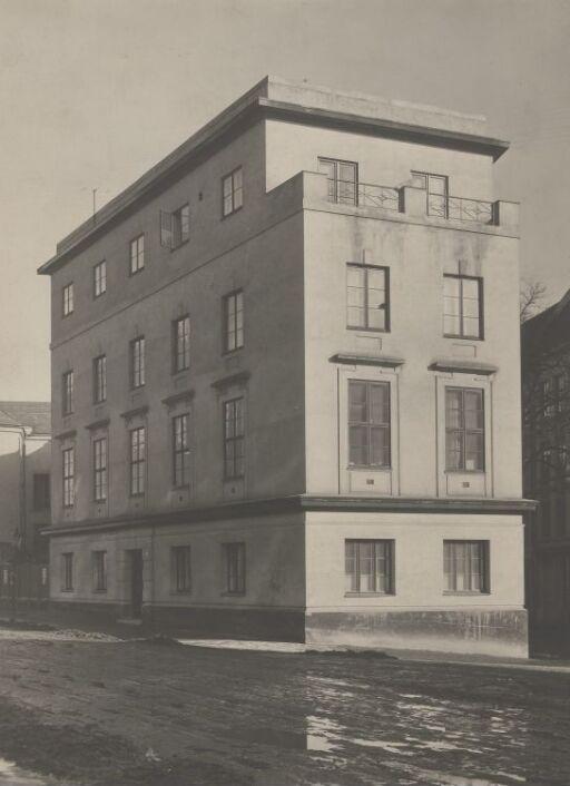 Tilbygg til Strengbergs Tobaksfabrik