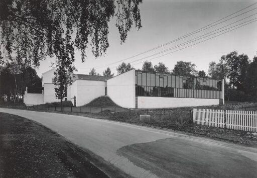 Kroppsøvingsbygg til Hamar lærerskole