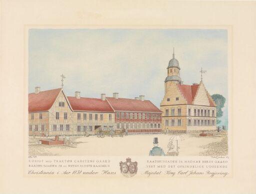 Christiania 1838