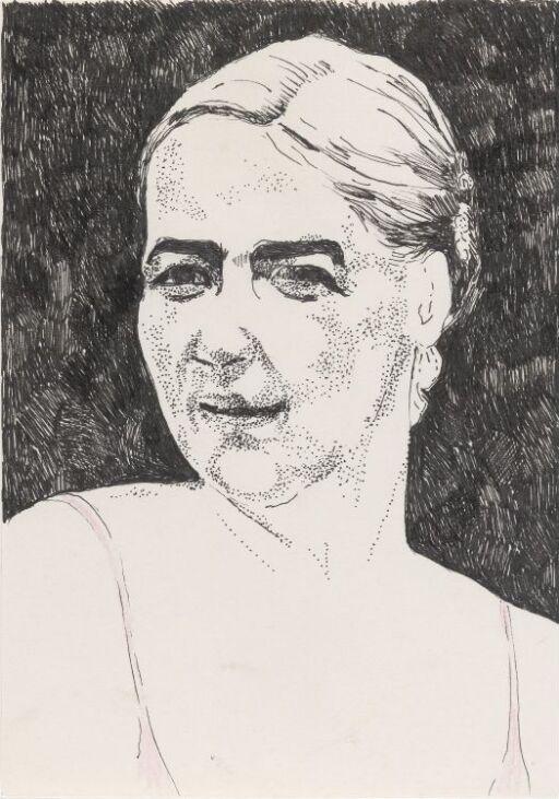 Self-Portrait as Five Dictators and a Victim