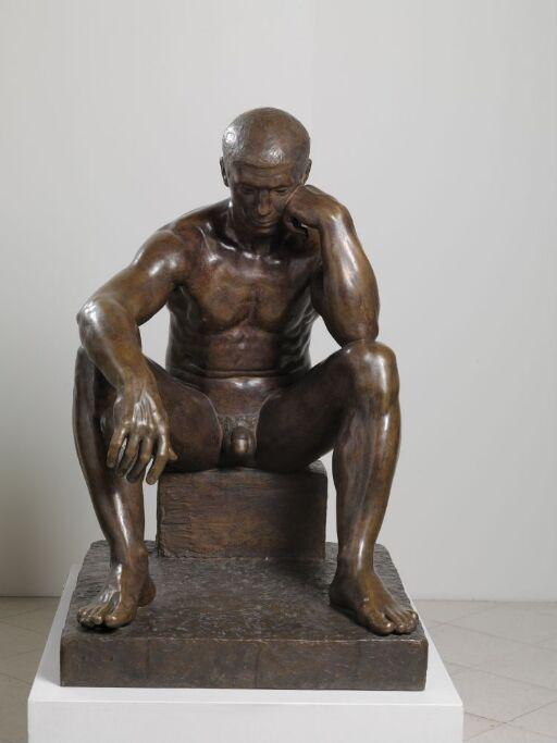 Seated Athlete