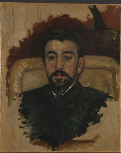 Portrett av maleren Giuseppe de Nittis