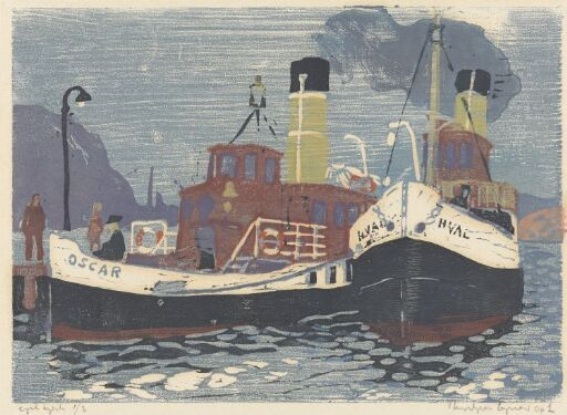 Fjordbåter