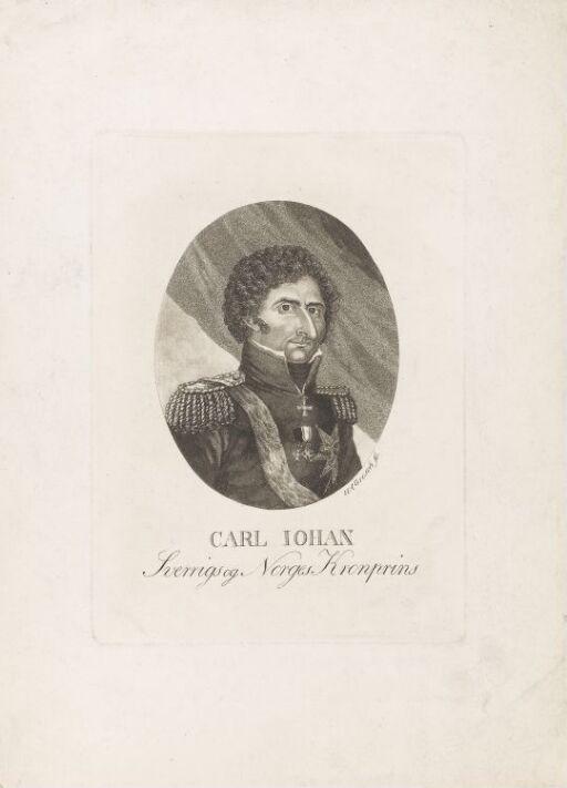 Karl Johan, kronprins av Sverige og Norge