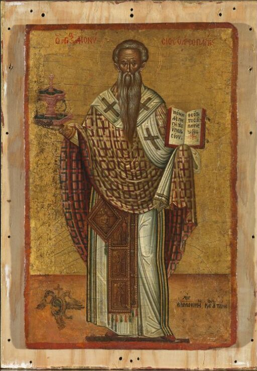 Dionysios Areopagita