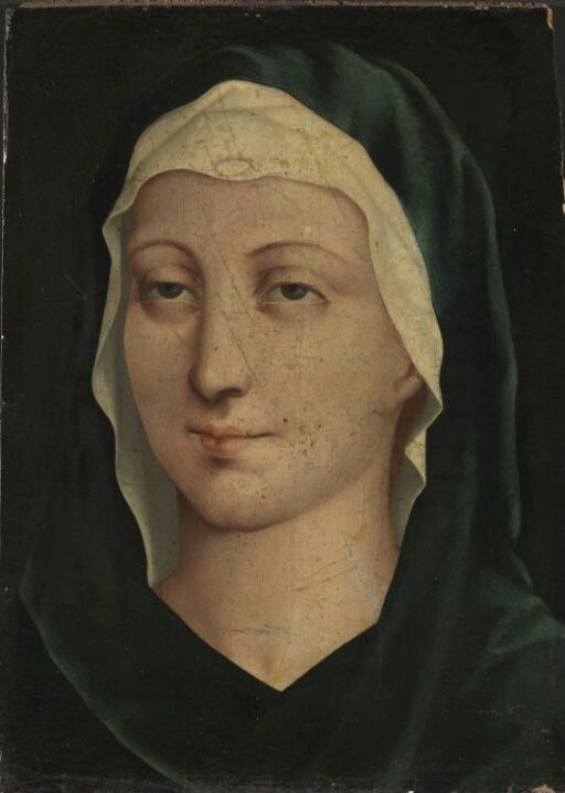 Jomfru Maria (?)