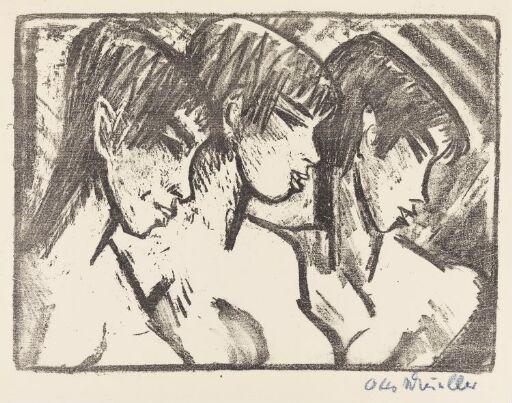 Tre piker