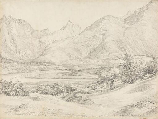 Romsdalshorn og Vingetindene