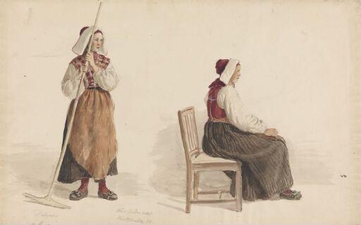 Kari Andersdatter, Dalarne