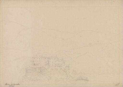 Klosteret i Subiaco
