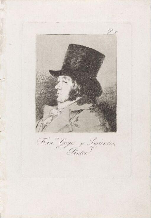 Francisco Goya y Lucientes, painter