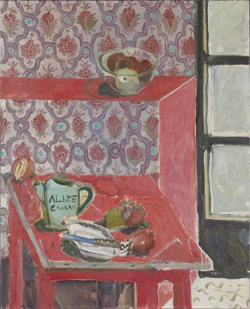 Bord og vindu