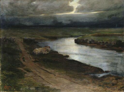 Sommernatt Jæren