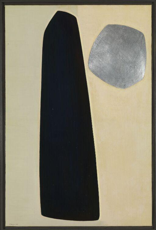 Nr. 2-1953, Stele med måne