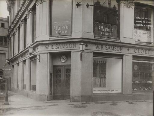 Baker Samsons butikk