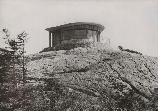 Utsiktspaviljong på Skåtøy