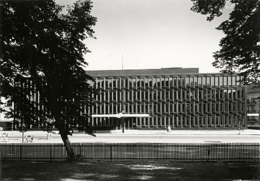 Den amerikanske ambassaden i Oslo