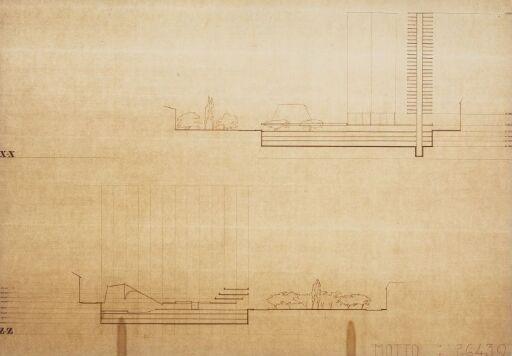 26439. Bebyggelse av Karl Johan-kvartalet