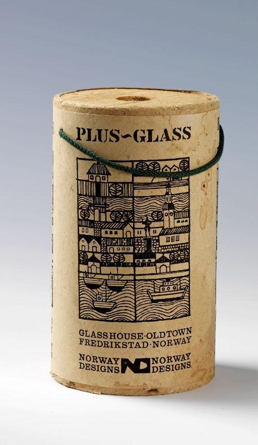 Glassemballasje PLUS