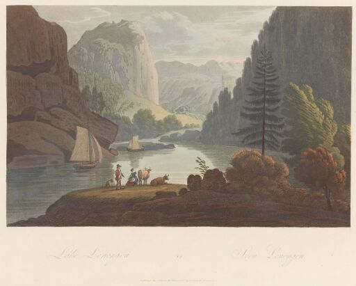 Boydell's Picturesque Scenery of Norway